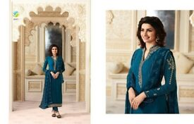 KASHEESH NAZAKAT AWESOME SALWAR SUIT WITH DUPPTA