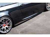 Carbon Splitter ..... ep3 type r dc2 dc5 a4 m3 330d 520d 530d astra corsa insignia jetta golf