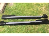 Focus ST Mk2 3dr side skirts (also fit CC)