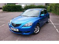 Mazda 3 TS 1,6 petrol Automatic (2005)