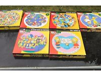 For Sale - The Simpsons Jigsaw Puzzles