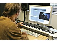 Piano tuition for children and adults