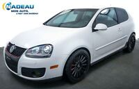 2007 Volkswagen GTI 3-Door HIGHLINE CUIR TOIT CRUISE