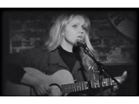 Fingerpicking style guitarist for Eva Cassidy tribute