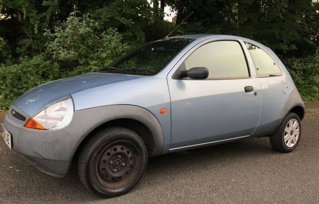 Superb  Ford Ka Months Mot  Keepers Hpi Clear