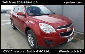 2014 Chevrolet Equinox LT AWD - $10/Day - Heated Seats & Remote