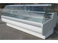 catering equipment / Serve-Over Display Counter (2.5m) fridge