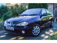 2000 Renault Megane RT Alize! 112K miles!Ice cold air con!Sun Roof!3 months MOT!Brand New Tires!