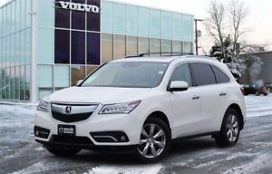 2016 Acura MDX Elite Package ELITE   REDUCED  HEATED/COOLED L...