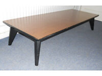 Large Retro Coffee Table