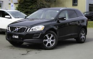2013 Volvo XC60 T6 PREMIER! AWD! HEATED LEATHER! SUNROOF!