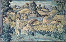 Original Balinese Painting