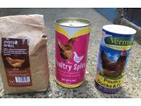 Poultry Treatments/Supplements/Equipment
