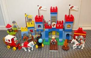 Lego Duplo Knights collection