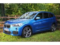 BMW X1 20d M Sport Auto xDrive, Nicely optioned and Great condition