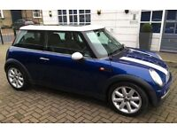 2003 AUTOMATIC MINI COOPER PANORAMIC ELECTRIC SUNROOF AIR CONDITIONING SERVICE HISTORY AUTO MINI