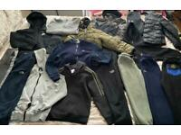Huge bundle of boys designer clothes