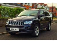 2011 JEEP COMPASS - AUTOMATIC