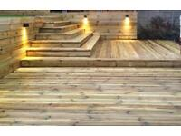 Decking fitter/ installer covering Leeds, York and Harrogate