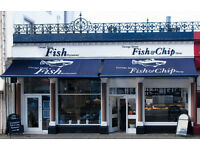 Kitchen Porter & Takeaway Counter Staff Required - Full/Part-Time Positions Available