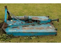 Wessex paddock topper, grass cutter, PTO driven,4ft cut, ideal small/ compact tractor.