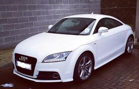 2014 AUDI TT COUPE 1.8T FSI S Line 2dr S Tronic- 30,050 miles- no previous owners