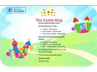 The Castle King - Disco Domes & Bouncy Castles