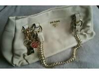 PRADA Handbag - Never Used - Perfect Condition - Gorgeous Real Creme Leather