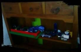 Solid wood sideboard/ unit