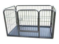 brand new unused XXL Pet Cage with base - Suitable for dogs/cats/rabits