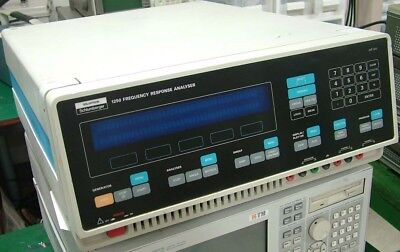 Solatron 1250 Impedance Analyzer
