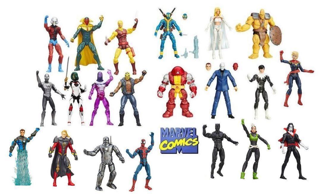 NO Figura Capo D/'oro Per Marvel leggende Vision
