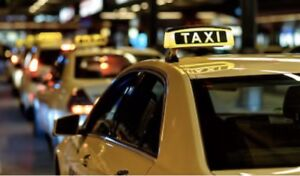 Airport Taxi Ride $47