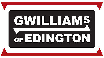 Gwilliams of Edington