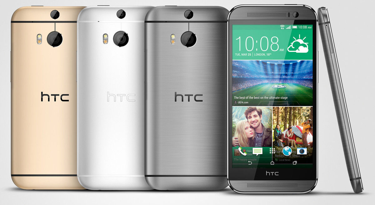 Htc One - Unlocked HTC One M8 GSM 4G LTE Android SmartPhone Verizon + Any GSM Carrier
