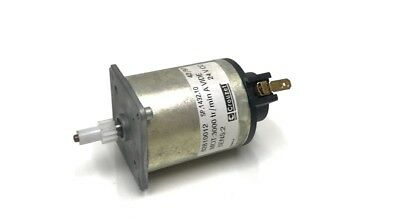 Cp Bourg Drive Motor With Gear For Bt-15 Nos Oem Part P701003400
