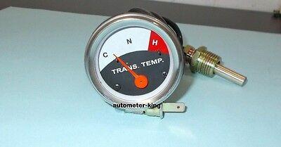 Transmission Temp Gauge Fits John Deere  25103010302040004020jd500 Jd600