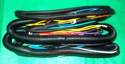 Massey Ferguson 1035 35x Tractor Complete Wiring Harness Loom Assembly