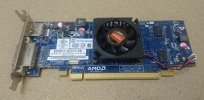 AMD ATI Radeon HD 6450 512MB DVI Display Port PCI-E Low Rise Graphics Card GPU online kaufen