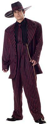 Zoot Suit Gangster Pimp Mafia Adult Halloween Costume