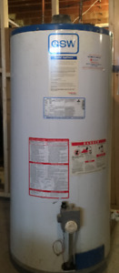 GSW Natural Gas Water Heater
