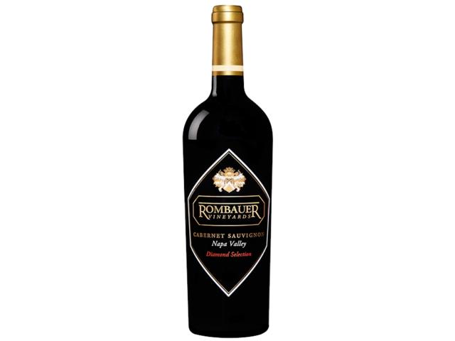 Rombauer 2016 Cabernet Sauvignon -DIAMOND SELECTION 92 POINTS  **1 BOTTLE**