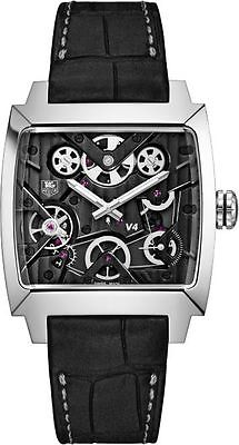 WAW2080.FC6288 | TAG HEUER MONACO V4 | BRAND NEW LIMITED EDITION MEN'S WATCH