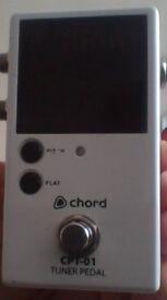 Chord Digital Guitar Tuner