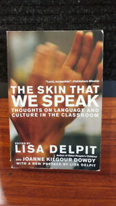 The Skin That We Speak (good condition)