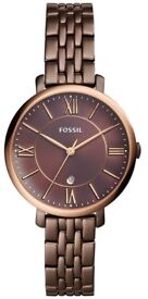 Fossil woman watch