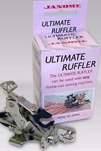 Janome Ultimate Ruffler Kelso Bathurst City Preview