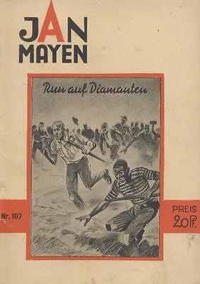 Jan Mayen Nr. 107 ***Zustand 2+*** VK-Original!