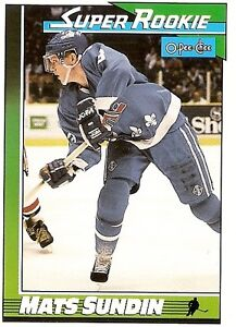 1991-1992 O-Pee-Chee Hockey Set (528 cards)