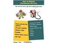 Care & Repair Handyman Service